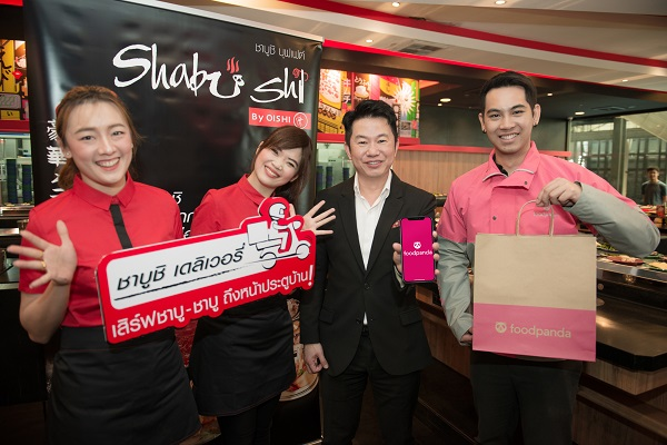 """Shabushi"" pushes forward with services' development Launches ""Shabushi Delivery"" to meet foodies and home-comforts lovers' demands"